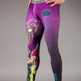 'Save the Earth' Grappling Tights